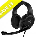 Save £5 on Sennheiser PC 360 Gaming Headset at Overclockers.co.uk