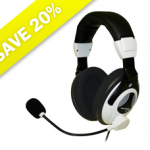 SAVE 20% Turtle Beach Ear Force X11 Headset (Xbox 360/PC)