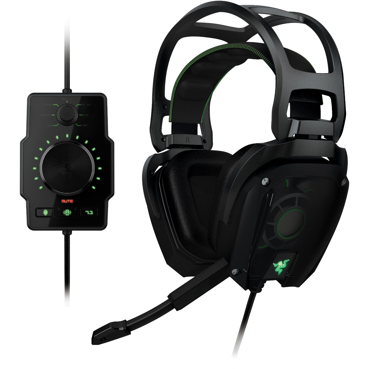 Razer Tiamat 7.1 Gaming Headset Review | Gaming Headsets FTW